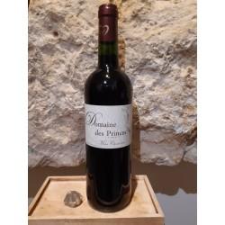 Merlot &Cabernet Franc ~ Vin de pays Charentais rouge 2019