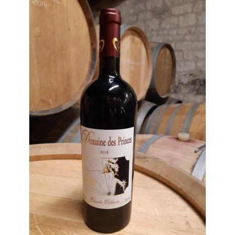 Cuvée Célian Vin de Pays Charentais rouge 2019